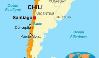 Mission N°1 Chili !