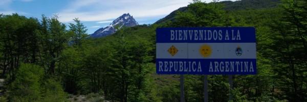 Bienvenidos a la republica Argentina !