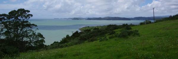 Aroha Island to Whangarei