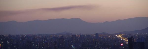 Janvier à Santiago