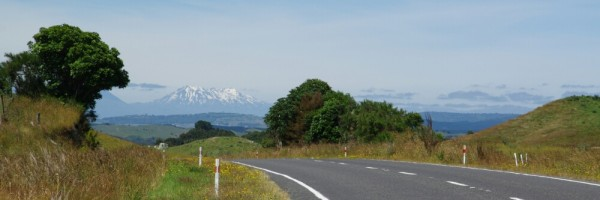 Auckland to Taumarunui